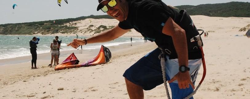 kitesurf : ropa de kite