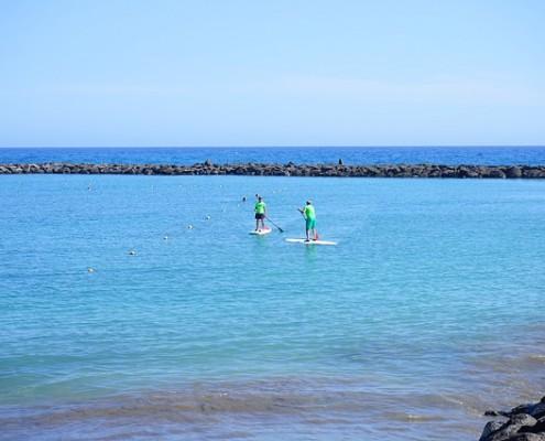 Curso paddle surf semiprivado