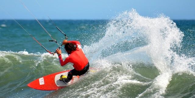 Kite surf será deporte Olímpico en Brasil 2016
