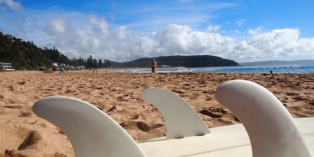 Pintar tabla de surf