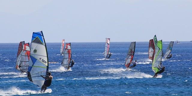 ¿Qué es el windsurf?