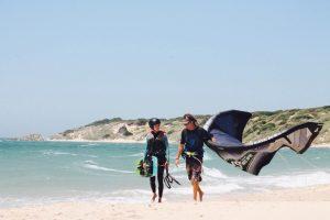 Curso privado de kite