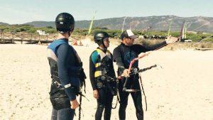 cursos semiprivados de kitesurf