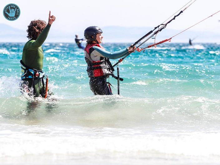 curso privado kitesurf