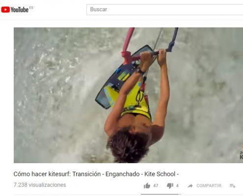 canales youtube kitesurf